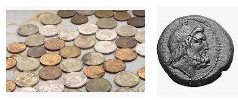 Железные монеты